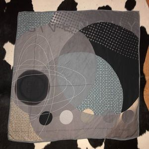 Givenchy Riccardo Tisci graphic print silk scarf